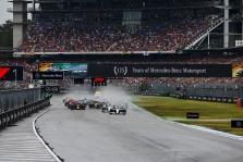 Vokietijos GP: įdomioji statistika