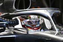L. Hamiltonas: iš trečiosios pozicijos galima kovoti dėl pergalės