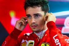 C. Leclercas: Italijoje jaučiuosi tarsi namuose