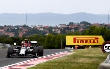 Teisėjai skyrė A. Giovinazzi 3 starto pozicijų baudą