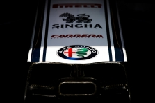 """""""Alfa Romeo"""" komandos apeliacija dėl baudos, gautos Vokietijos GP metu - atmesta"""