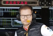 """A. Seidlas patikino, kad """"McLaren"""" komandoje abu pilotai bus lygūs"""