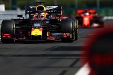 M. Verstappenas: reikia išspręsti starto problemas