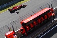 """""""Ferrari"""" nepatenkinta F-1 planais standartizuoti daugiau detalių"""