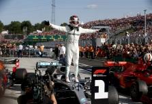 L. Hamiltonas: noriu sugrįžti geresnės sportinės formos