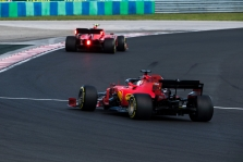 L. Mekis: S. Vettelis pasilieka komandos lyderiu