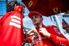 M. Binotto apie C. Leclercą: neįtikėtina, kaip jis sugeba pasimokyti iš savo klaidų