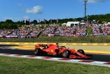 Belgijos GP: penktadienio treniruotė Nr.1