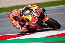 "<span style=""background:#d5002c; color:white; padding: 0 2px"">MotoGP</span> Austrijoje ""pole"" iškovojo trasos rekordą pagerinęs M. Marquezas"