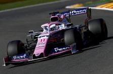 Dėl sistemos klaidos S. Perezas išsaugojo devintą vietą