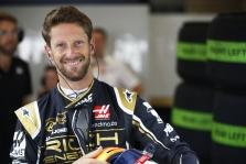 """R. Grosjeanas: be """"Formulės-1"""" yra ir kitų variantų"""