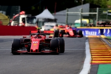 Italijos GP: penktadienio treniruotė Nr. 1