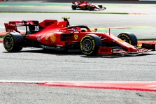 """C. Leclercas: po penkerių metų matau save čempionu """"Ferrari"""" sudėtyje"""