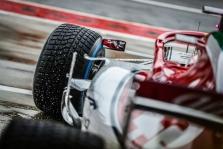 K. Raikkonenas: absurdas, jog negalime lenktyniauti stipriau lyjant