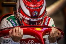 "K. Raikkonenas tiki, kad ""Alfa Romeo"" eina teisingu keliu"