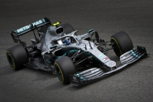 V. Bottas: neturėjau šansų pavyti Leclerco