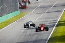 C. Leclercas: maniau, kad Lewisui palikau pakankamai vietos