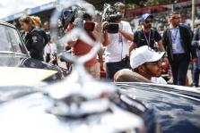 F. Alonso sukritikavo veidmainišką L. Hamiltono elgesį