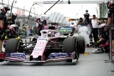 S. Perezas lenktynes Ostine pradės iš techninio aptarnavimo zonos