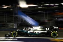 """L. Hamiltonas: nesitikėjome tokio """"Ferrari"""" progreso"""