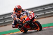 "<span style=""background:#d5002c; color:white; padding: 0 2px"">MotoGP</span> Aragone iš pirmosios pozicijos startuos M. Marquezas"