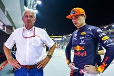 """Red Bull"" bijojo prarasti M. Verstappeną ""Mercedes"" komandai"