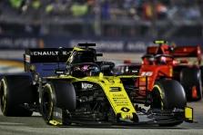 Teisėjų sprendimu nepatenkintas D. Ricciardo: dėl nieko keliavau per pusę pasaulio
