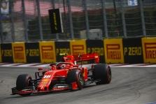 """C. Leclercas nesureikšmina iškovotų """"pole"""" pozicijų serijos"""
