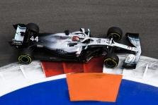 """M. Binotto nustebino """"Mercedes"""" taktinis sprendimas"""