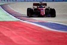 "Rusijos GP: ""Ferrari"" pokalbis su C. Leclercu ir S. Vetteliu"