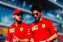 "M. Schmidtas: C. Leclercas - naujasis ""Ferrari"" vidurio puolėjas"