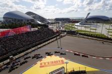 Rusai neigia planuojantis rengti F-1 lenktynes kitoje trasoje