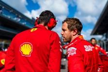 "S. Vettelis: man nerūpi ką kiti galvoja apie ""Ferrari"" variklį"