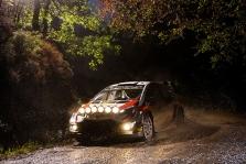 """<span style=""""background:#000000; color:white; padding: 0 2px"""">WRC</span> Velso ralį sėkmingai pradėjo O. Tanakas"""