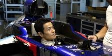 """N. Yamamoto Japonijos GP treniruotėse pilotuos """"Toro Rosso"""" bolidą"""