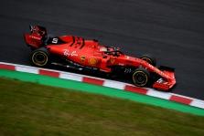 """Japonijoje iš """"pole"""" pozicijos startuos S. Vettelis"""