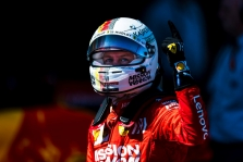 """B. Ecclestone'as: S. Vettelio sutartis su """"Mercedes"""" būtų naudinga F-1"""