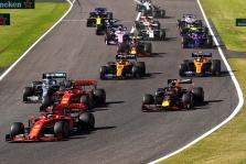 M. Masi: lenktynininkai negalėjo pamiršti kaip reikia pilotuoti