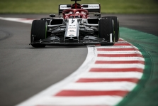 K. Raikkonenas nepatenkintas savo pasirodymu JAV GP kvalifikacijoje