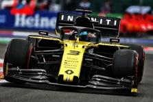 D. Ricciardo mano, kad galėtų įveikti L. Hamiltoną