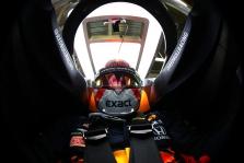M. Verstappenas prisipažino nesulėtinęs tempo trasoje mojuojant geltonoms vėliavoms
