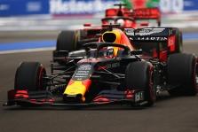 """M. Verstappenas: mano ir Leclerco dvikovos yra naudingos """"Formulei-1"""""""