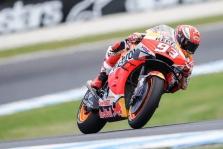 """<span style=""""background:#d5002c; color:white; padding: 0 2px"""">MotoGP</span> Australijoje M. Marquezas iškovojo vienuoliktąją pergalę"""