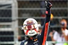 M. Verstappenas: bolidas buvo labai geras