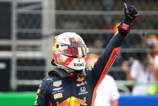 """F. Alonso: M. Verstappenas - šiuo metu geriausias """"Formulėje-1"""""""