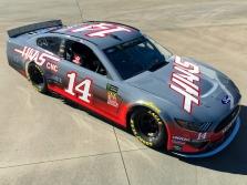 """Haas"" pilotai Ostine išbandys NASCAR automobilį"