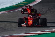 "Sezono rezultatai: ""Scuderia Ferrari"""