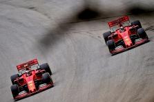 M. Binotto: S. Vettelio ir C. Leclerco incidentas nepasikartos