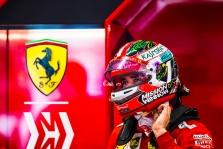 Dėl gautos baudos nusivylęs C. Leclercas: Russellas nusipelnė pergalės
