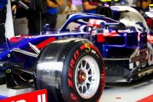 """R. Brawnas: komandoms derėjo pasirinkti 2020 m. """"Pirelli"""" padangas"""